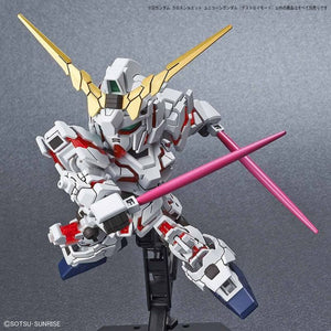Cross Silhouette Unicorn Gundam (Destroy Mode)