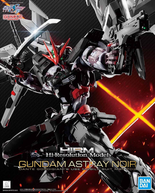 Hi-Resolution  1/100 Gundam Astray Noir