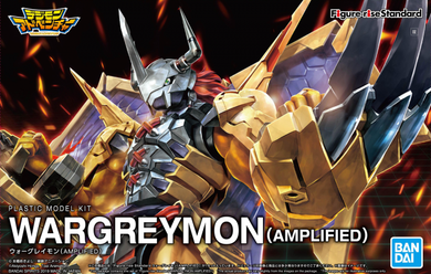 Figure-Rise Digimon Wargreymon (Amplified)