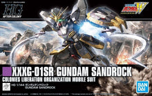 Load image into Gallery viewer, HGAC 1/144 XXX-01SR Gundam Sandrock