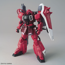 Load image into Gallery viewer, MG 1/100 Gunner Zaku Warrior (Lunamaria Hawke Custom)