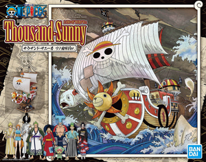 Thousand Sunny Land of Wano Ver.