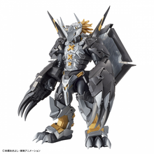 Load image into Gallery viewer, Figure-Rise Digimon Black Wargreymon