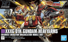 Load image into Gallery viewer, HGAC 1/144 XXXG-01HGundam Heavyarms