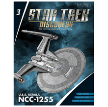 Load image into Gallery viewer, Star Trek U.S.S. Kerala NCC-1255