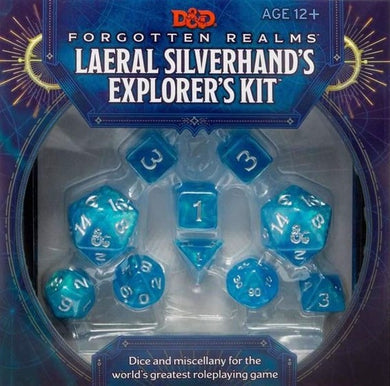 D&D 5.0 Forgotten Realms Explorers Kit
