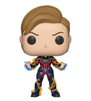 Marvel Captain Marvel Funko Pop