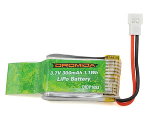 300mAh 1S 3.7V Lipo Battery for Twin Explorer Ep Glider