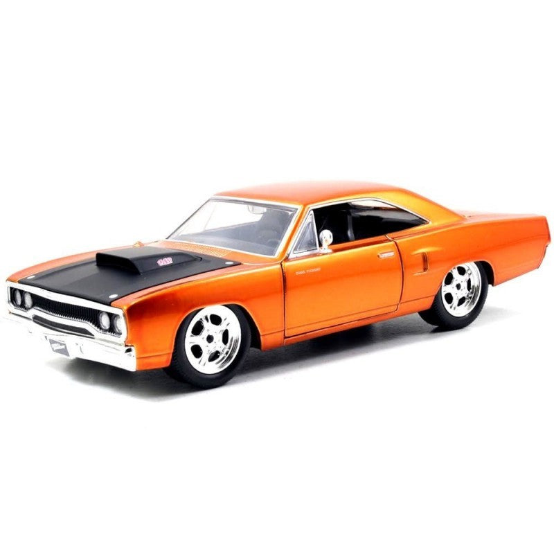 1/24 Fast & Furious Dom's 1970 Plymouth Roadrunner