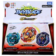 Load image into Gallery viewer, Beyblade Burst B-149 GT Triple Booster set