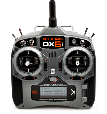 Spektrum DX6i 6-Channel DSMX Controller