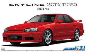1/24 #98 98 Nissan Skyline 25GT-X Turbo