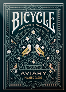 Aviary Playing Cards