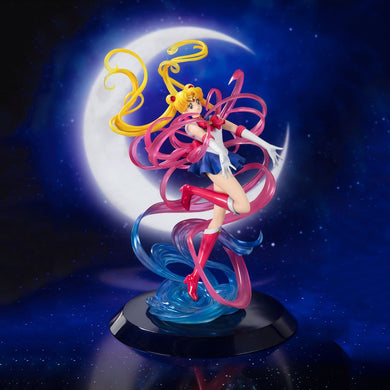 Figuarts Zero Chouette Sailor Moon (Moon Crystal Makeup)