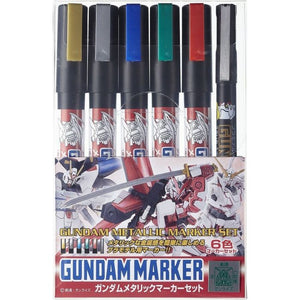 Gundam Metallic Maker Set: GMS121