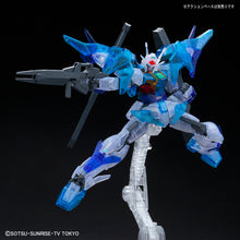 Load image into Gallery viewer, HGBD 1/144 Gundam 00 Sky Dive Into Dimension Clear) (Convention Exclusive)