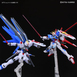 HGCE 1/144 Freedom Vs Force Impulse (Metallic) (Convention Exclusive)