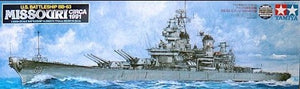 1/350 US Battleship BB-63 Missouri