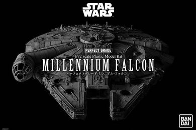 Star Wars 1/72 PG Millennium Falcon