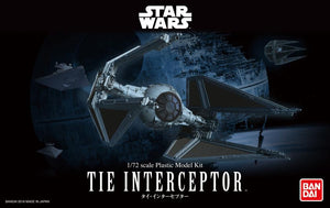 Star Wars 1/72 Tie Interceptor