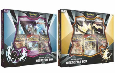 Pokemon Box Sun & Moon Necrozma