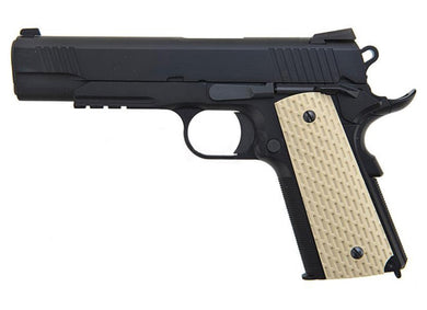 Green Gas 1911 Kimber