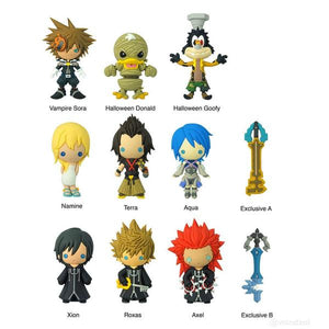 Kingdom Hearts Keyring Series 3