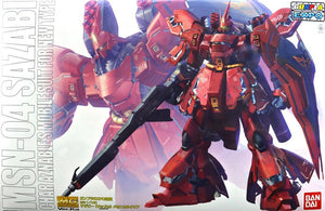 MG 1/100 SAZABI VER.KA MECHANICAL CLEAR VER (CONVENTION EXCLUSIVE)