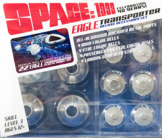 Space: 1999 Eagle Transporter Deluxe Accessory Set