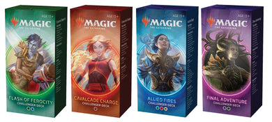Magic Challenger Decks 2020