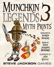 Load image into Gallery viewer, Munchkin: Legends Expansions