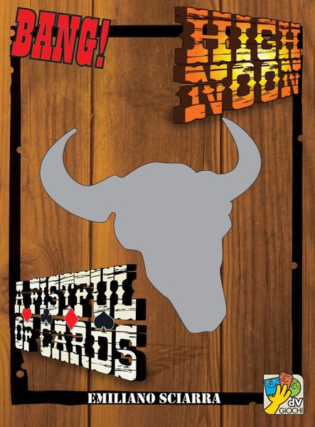 BANG! High Noon & Fistful of Cards