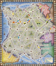 Load image into Gallery viewer, Ticket to Ride: France & Old West Map Collection