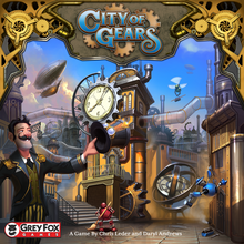 Load image into Gallery viewer, City of Gears