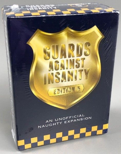 Guards Against Insanity 5