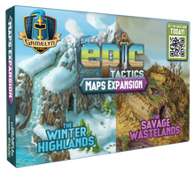 Load image into Gallery viewer, Tiny Epic Tactics Maps Expansion