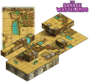 Tiny Epic Tactics Maps Expansion