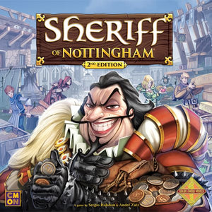 Sheriff of Notthingham 2nd Edition