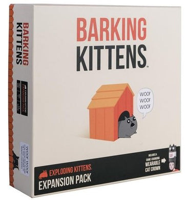 Exploding Kittens: Barking Kittens