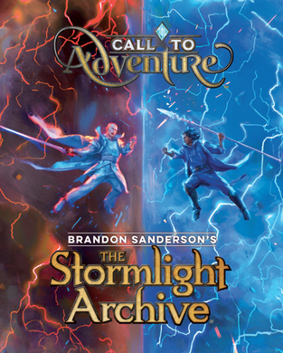 Call to Adventure: Stormlight Archive