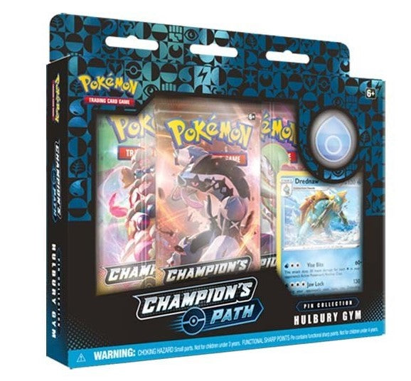 Pokemon Champion's Path Pin Collection