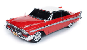1/18 Christine 1958 Plymouth Fury