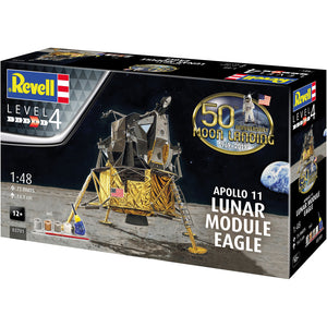 1/48 Apollo 11 Lunar Module Eagle 50th Anniversary