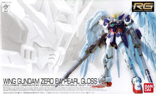 Load image into Gallery viewer, RG 1/144 Wing Gundam Zero EW Pearl Gloss Ver (Convention Exclusive)