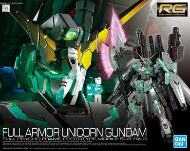 RG 1/144 Full Armor Unicorn