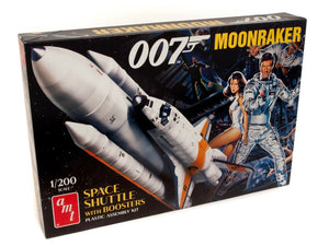 1/200 Moonraker Space Shuttle w Booster