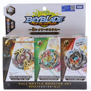 Beyblade Burst B-90 3on3 Battle Booster set