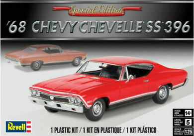 1/24 1968 Chevy Chevelle SS 396