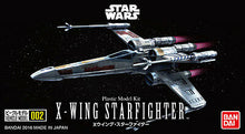 Load image into Gallery viewer, Star Wars Vehicle Model #002 X-Wing Starfighter