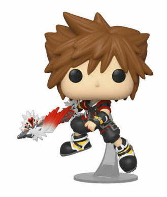 Kingdom Hearts Sora with Ultima Keyblade Funko pop